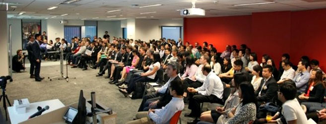UNSW Student Entrepreneur Development Event