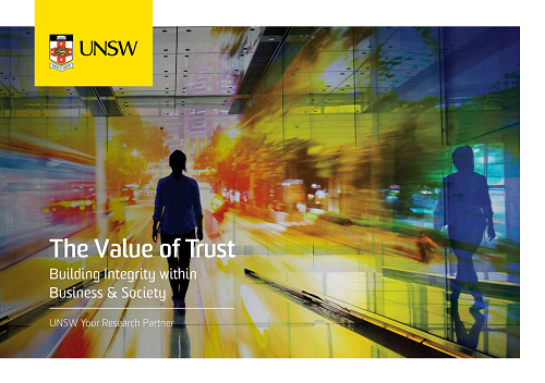 The Value of Trust Capability Portfolio